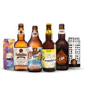 Kit Cervejas Paulistas para explorar