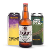 Kit Cervejas Nordestinas para explorar