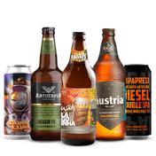 Kit Cervejas Mineiras para explorar