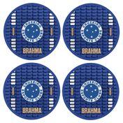 Kit 4 Bolachas Cruzeiro Brahama