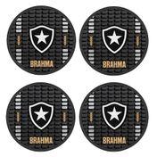 Kit 4 Bolachas Botafogo Brahma