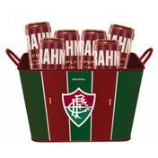 Kit Brahma Balde Fluminense + 6 cervejas GRÁTIS