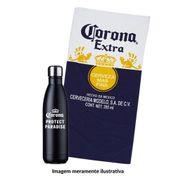 Kit Corona Toalha + Garrafa Oficial