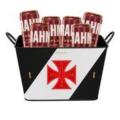 Kit Brahma Balde Vasco + 6 cervejas GRÁTIS