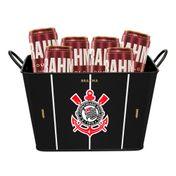 Kit Brahma Balde Corinthians + 6 cervejas GRÁTIS