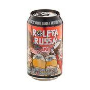 Cerveja Roleta Russa APA - Lata 350ml
