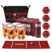 Kit Brahma Torcedor de Carteirinha Flamengo + 12 cervejas GRÁTIS