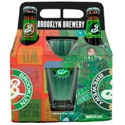 Kit Brooklyn (2 Cervejas Brooklyn 355ml + 1 Copo)