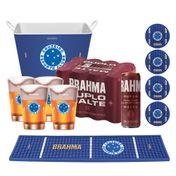 Kit Brahma Torcedor de Carteirinha Cruzeiro + 12 cervejas GRÁTIS