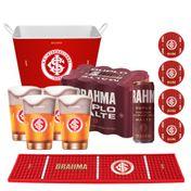 Kit Brahma Torcedor de Carteirinha Internacional + 12 cervejas GRÁTIS