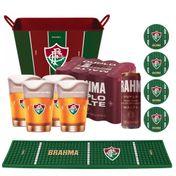 Kit Brahma Torcedor de Carteirinha Fluminense + 12 cervejas GRÁTIS