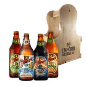 Kit Presente Colorado + Engradado Empório da Cerveja