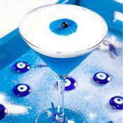 Kit para Olho Grego com Vodka Absolut (04 drinks)