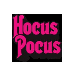 logo hocus pocus